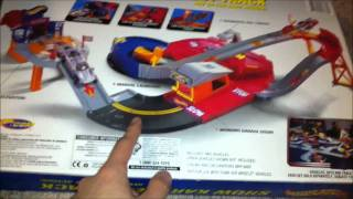 Hot Wheels World Playsets - A Brief History