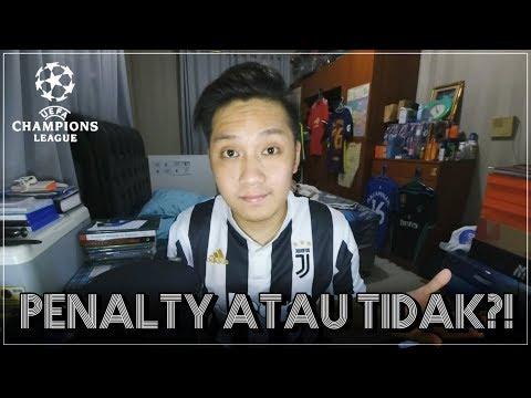 Perjuangan Juventus Luar Biasa, Tapi Keberuntungan Lebih Berpihak Ke Real Madrid (Pembahasan)
