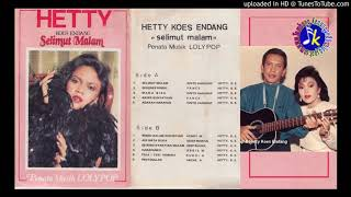 Download Hetty Koes Endang_Selimut Malam Full Album