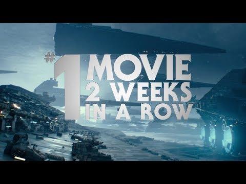 Star Wars: The Rise of Skywalker | #1 Movie 2 Weeks in a Row