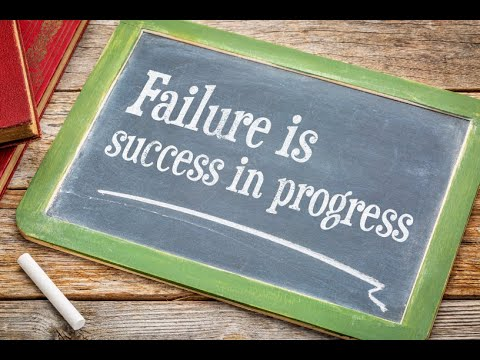 30 Inspirational Quotes About Failure & Success