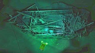 10 Strangest Shipwrecks