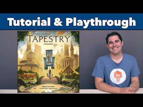 Tapestry Tutorial & Playthrough thumbnail