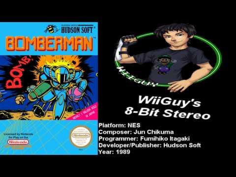 Bomberman (NES) Soundtrack - 8BitStereo