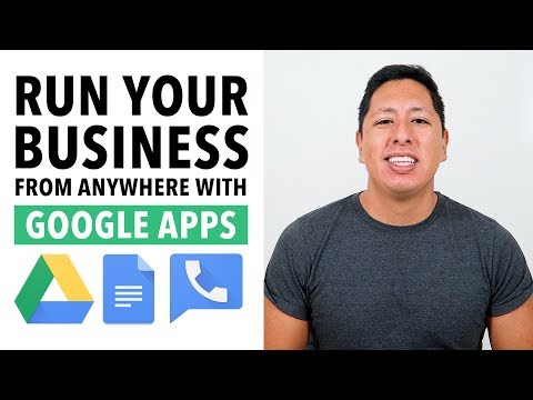 Google Drive: Using Google Docs and Google Voice To Run Your Business From Anywhere