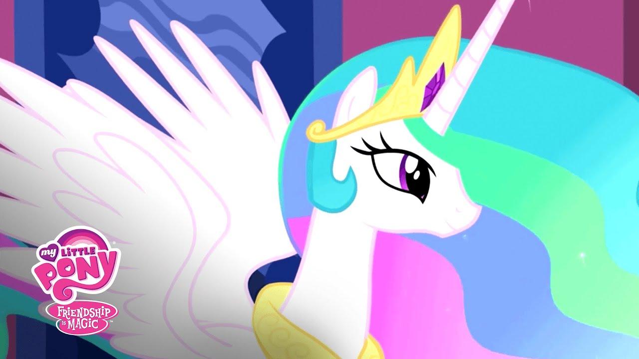 My Little Pony Amizade E Magica Brasil Conheca A Princesa