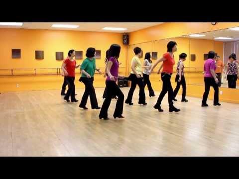 C'est La Vie Baby - Line Dance (Dance & Teach in English & 中文)