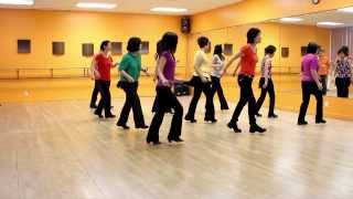 C'est La Vie Baby - Line Dance (Dance & Teach in English & 中文)