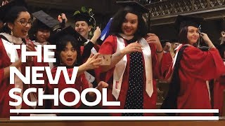 Eugene Lang College 2018 Recognition Ceremony | The New School