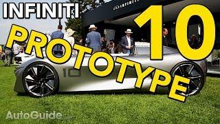 Infiniti Prototype 10 First Look   2018 Monterey Car Week