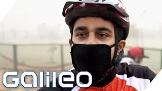 Smog-Alarm in Neu Delhi | Galileo | ProSieben