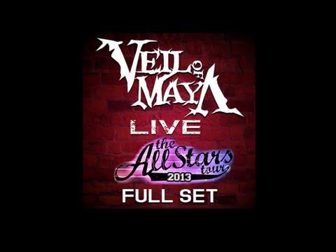 Veil of Maya: All Stars Tour 2013 LIVE [New York City, NY - Full Set]