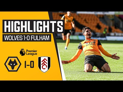 Wolves Fulham Goals And Highlights