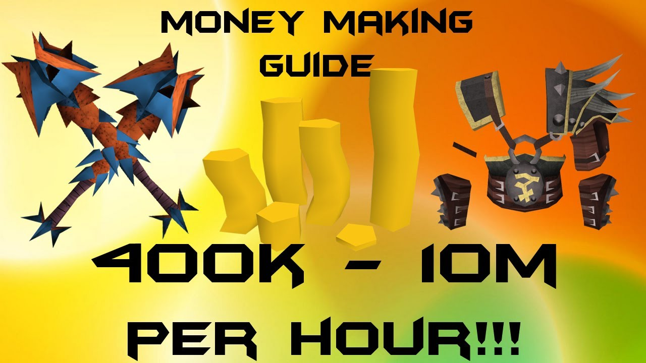 Runescape eoc money making guide episode 10: 300-400k doing dailes.