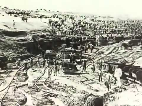 National Geographic   Suez Canal   Connects the Mediterranean sea to the Red sea   Full Documentary