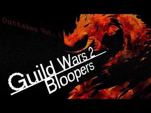 GUILD WARS 2 (Gilde: AofT) - Bloopers [HD] Outtakes Vol. 1