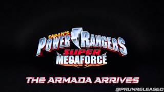 Power Rangers Super Megaforce - Unreleased Music: 01 The Armada Arrives