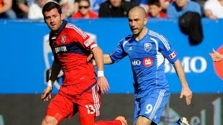 HIGHLIGHTS: Montreal Impact vs. Chicago Fire | April 27, 2013