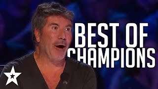 BEST Of America's Got Talent The Champions! Got Talent Global