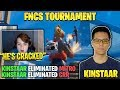 Mitr0 & Crr Gets DESTROYED By Solary Kinstaar In FNCS Tournament Fortnite Moments