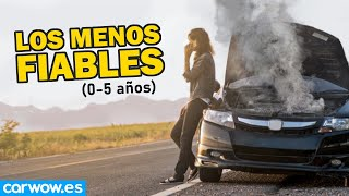TOP FALLOS:  LOS PEORES y MEJORES COCHES PARA COMPRAR (¡SEMINUEVOS!)