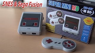 """Sega Mini Megadrive Classic  """"From China"""" Is here. / Complete Unbox, Review & Testing"""