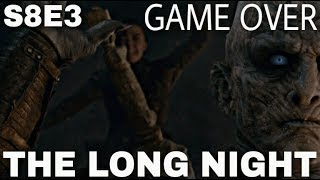 Download S8E3 Breakdown: Why Did The Night King Lose At Winterfell? - Game of Thrones Season 8 Episode 3 Mp3 and Videos