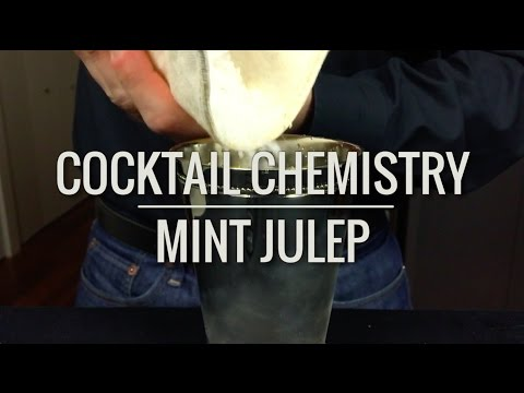 Basic Cocktails - How To Make A Mint Julep