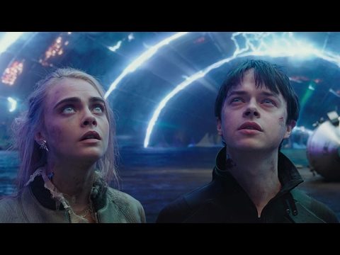Valerian and the City of a Thousand Planets (2017) - Trailer