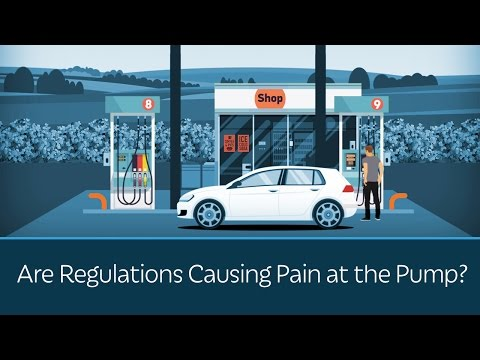 Are Regulations Causing Pain at the Pump?