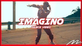 Palacios - Imagino | Magga Braco Dance Freestyle