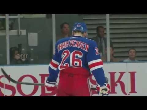 Erik Christensen one-handed shootout goal vs TBL | 12/23/2010 [HD]