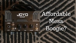 THIS SOUNDS INSANE - Joyo Zombie Metal Head Amp CLEAN & High Gain Demo