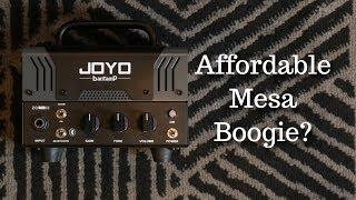 THIS SOUNDS INSANE - Joyo Zombie Metal Head Amp CLEAN & High Gain Demo