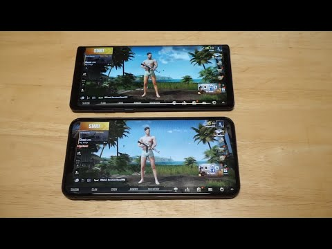 Iphone XS Max vs Note 9 PUBG Comparison - Fliptroniks.com