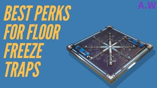 Best Floor Freeze Perks - Fortnite Save The World