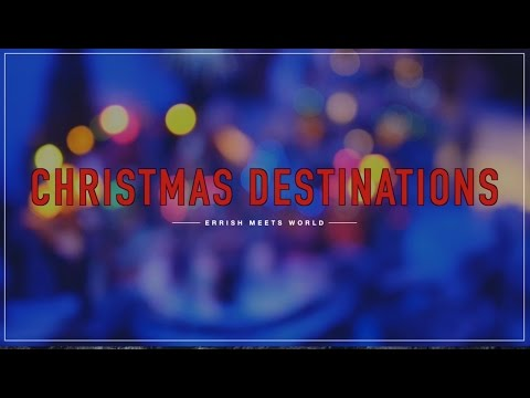 10 CHRISTMAS DESTINATIONS NEAR MANILA | TRAVEL GUIDE | #ErrishMeetsWorld