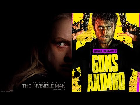 Quickie: The Invisible Man, Guns Akimbo