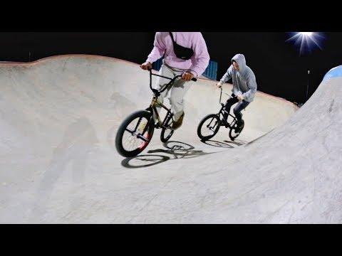 BMX DRIFTING