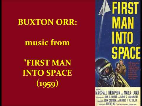 Buxton Orr: music from First Man into Space (1959)
