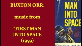"Buxton Orr: music from ""First Man into Space"" (1959)"