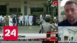 Смотреть видео Убийство 207 человек на Шри-Ланке: есть задержанные - Россия 24 онлайн