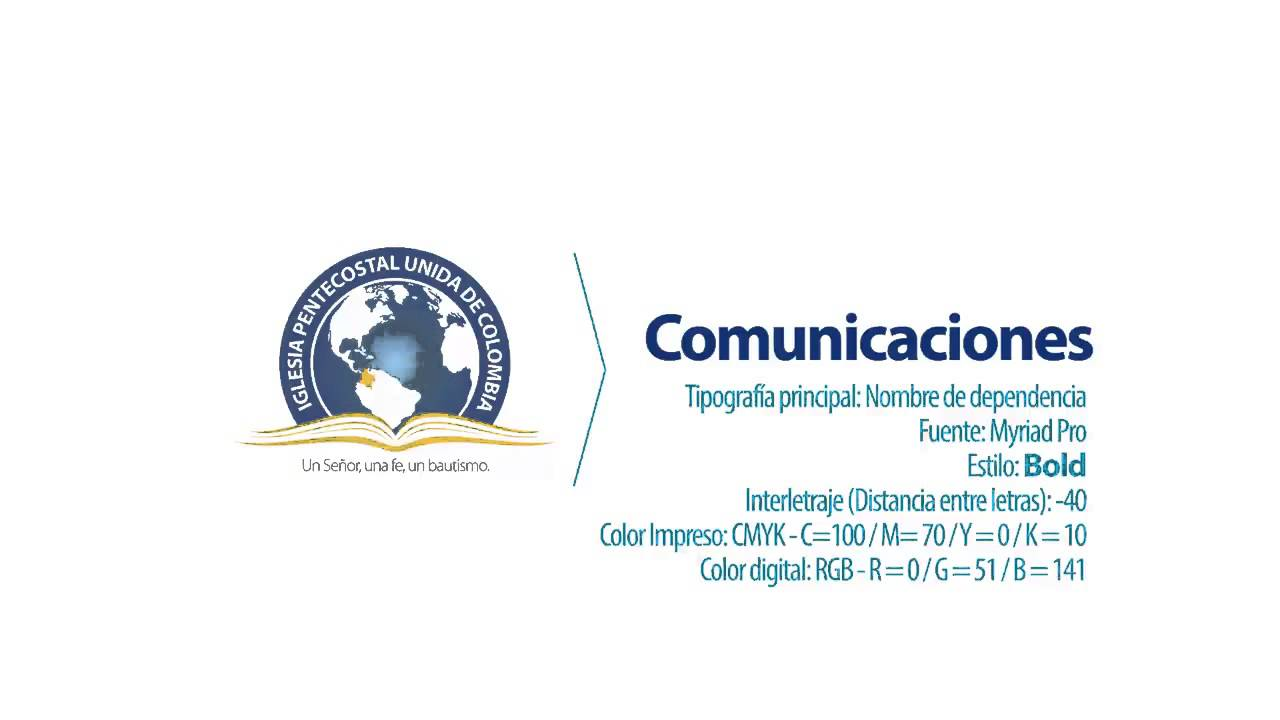 logos manual ipuc youtube