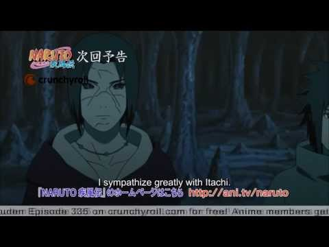 Naruto Shippuden 334 Preview