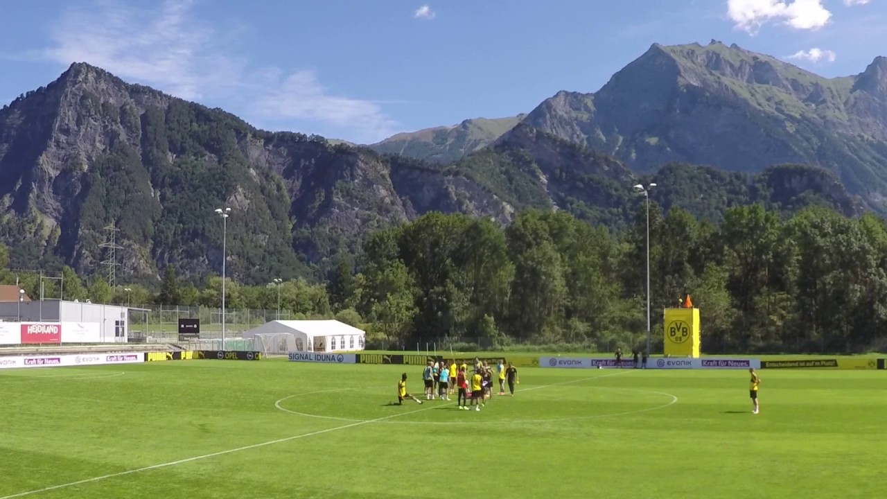 Timelapse: Training in Bad Ragaz