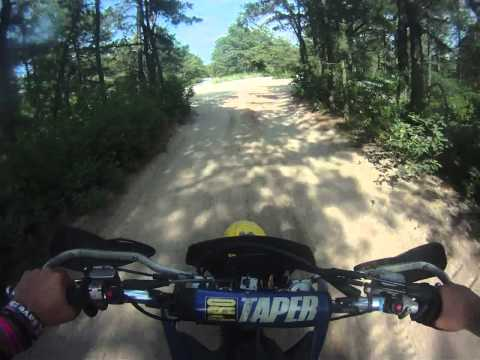 trail riding in waretown new jersey