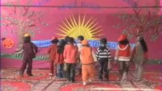 Tahir Institute of Education Pindi Gheb (Pakistan) Variety Show 2011 - Play Group Unique Performance