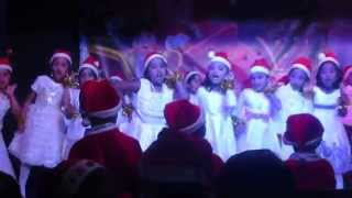 Christmas carol song and dance @ malankara orthodox church doha