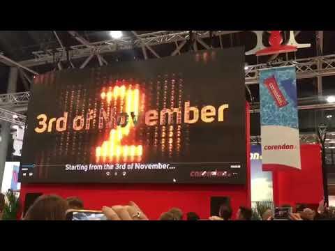 Voo Amsterdã/Natal é lançado oficialmente na Holanda