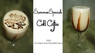 Cold Coffee | Summer Specials